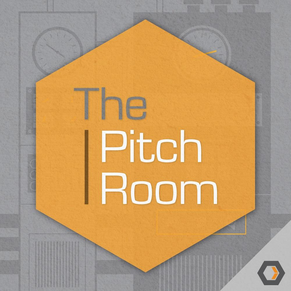 The Pitch Room logo