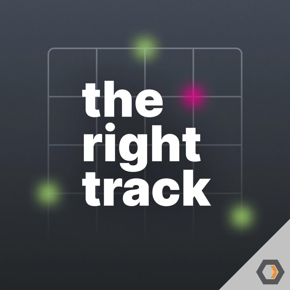 The Right Track logo