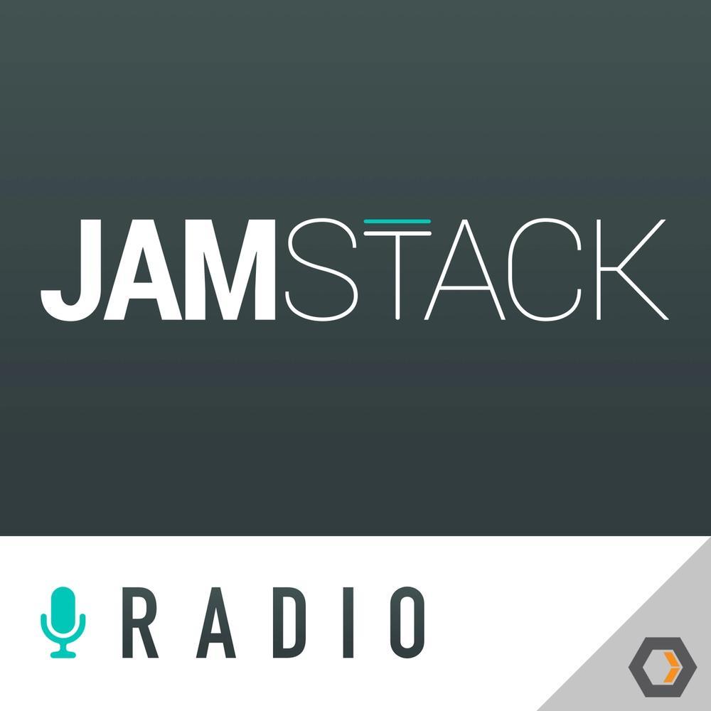 JAMstack Radio logo