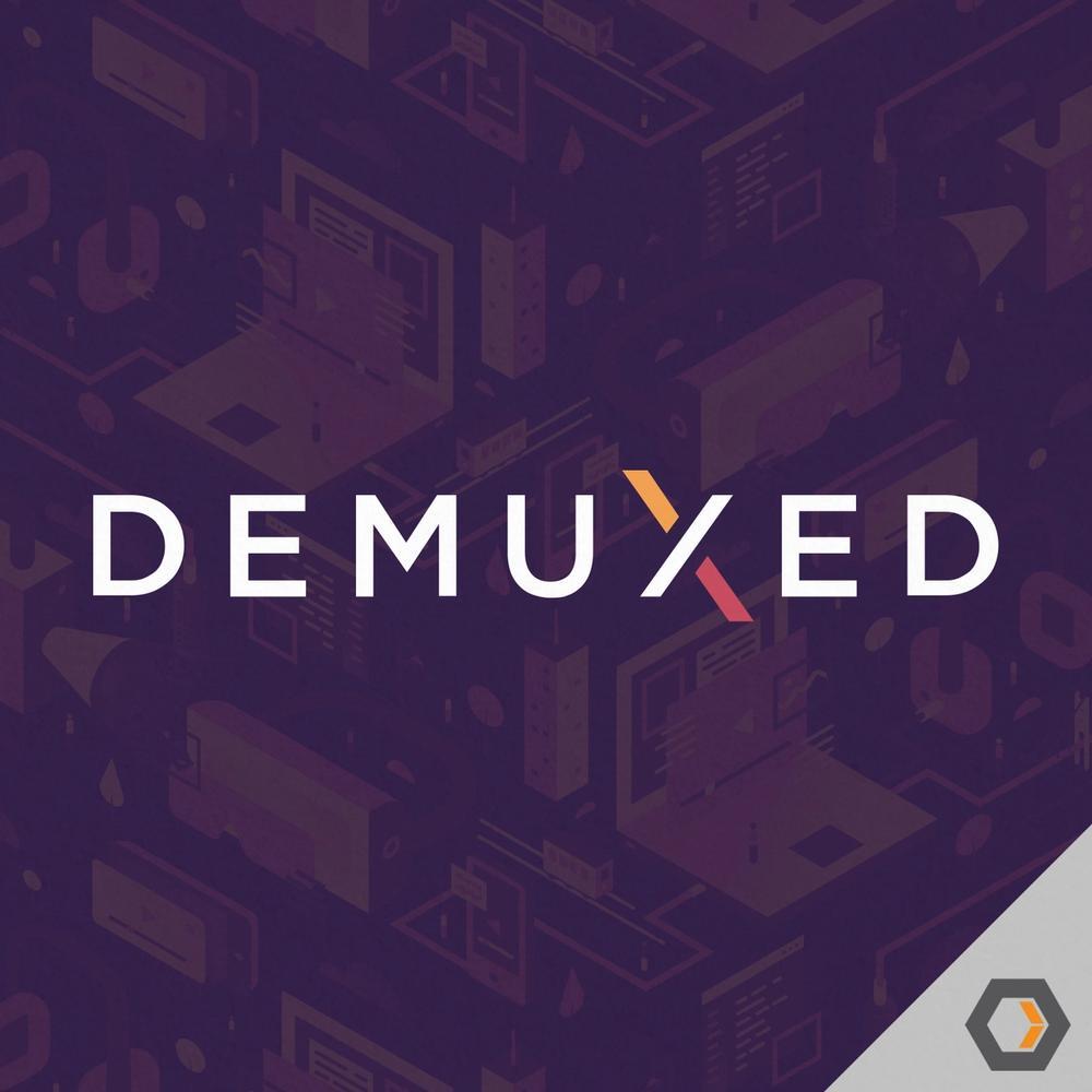 Demuxed logo