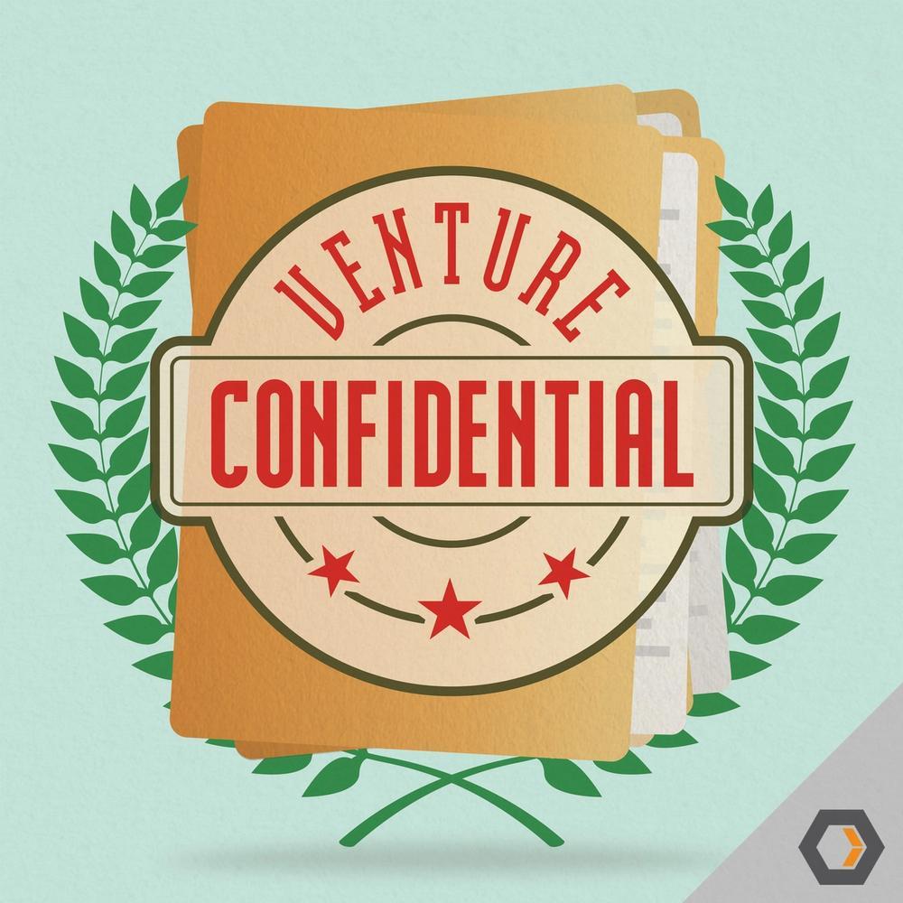 Venture Confidential logo
