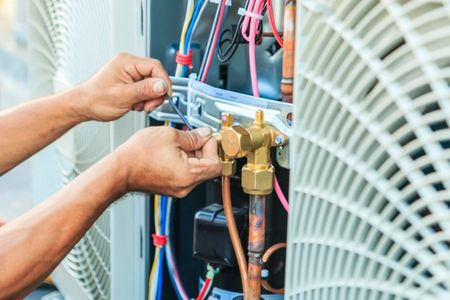 Our technician rushed out to a client to perform emergency air conditioning repair in Arvada, CO