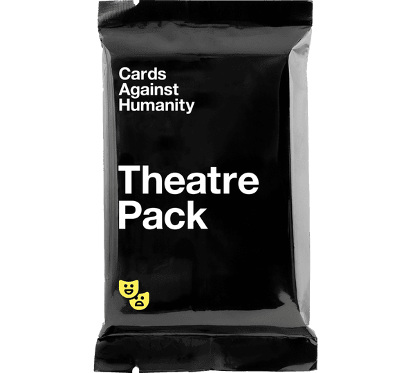 Theatre Pack (Front of Wrapper)