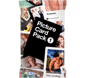 Picture Card Pack 1 (Front of Wrapper)