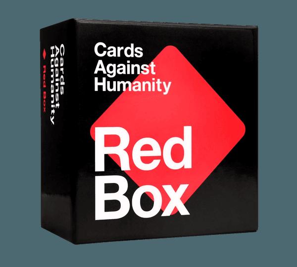 Red Box (Three-Quarter View)