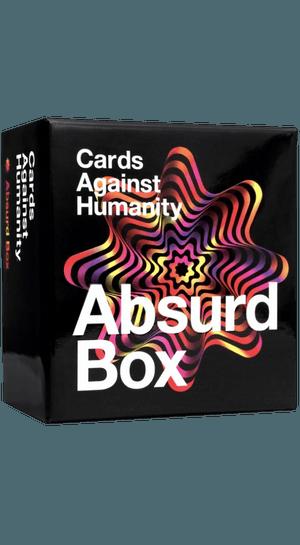 Absurd Box (Three-Quarter View of Box)