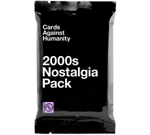 2000s Nostalgia Pack (Front of Wrapper)