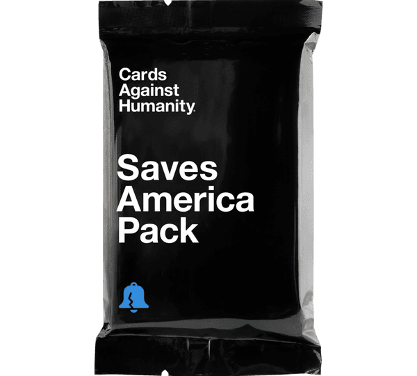Saves America Pack (Front of Wrapper)