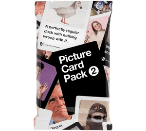 Picture Card Pack 2 (Front of Wrapper)