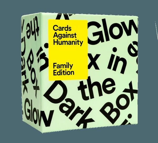 Glow in the Dark Box (Three-Quarter View)
