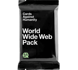 World Wide Web Pack (Front of Wrapper)