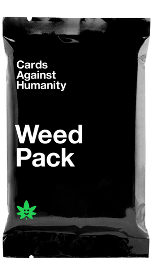 Weed Pack (Front of Pack)