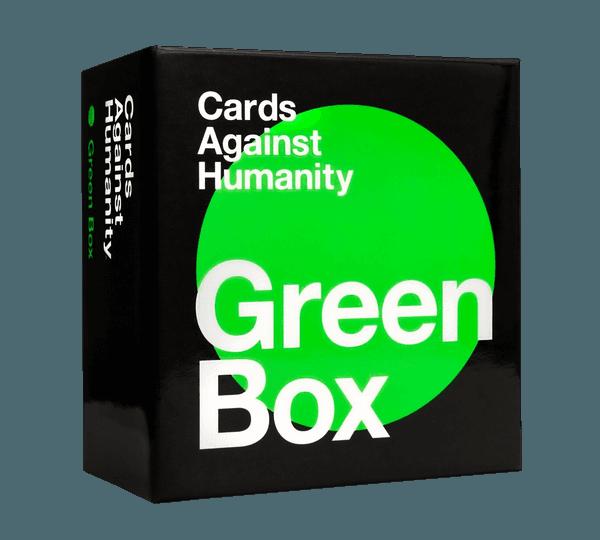 Green Box (Three-Quarter View)