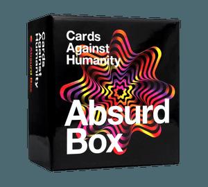 Absurd Box (Three-Quarter View)