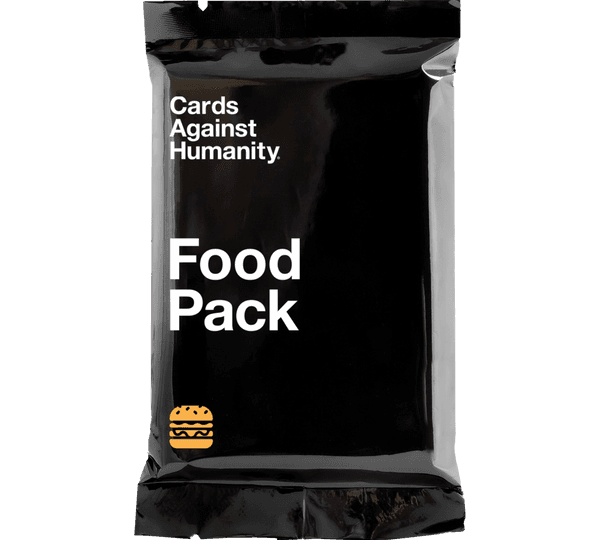 Food Pack (Front of Wrapper)