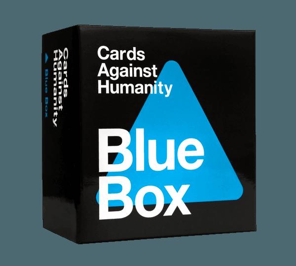 Blue Box (Three-Quarter View)