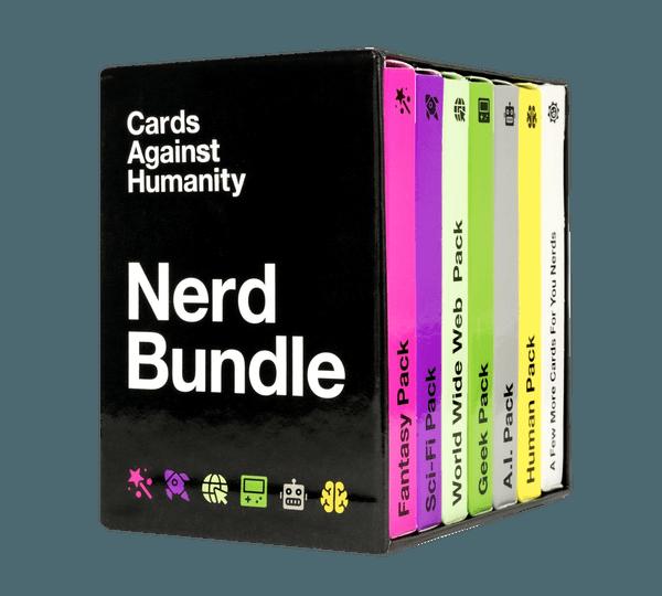 Nerd Bundle (Three-Quarter View of Box)