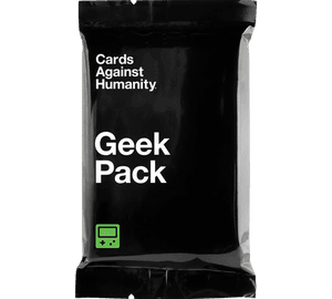 Geek Pack (Front of Wrapper)