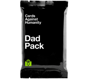Dad Pack (Front of Wrapper)
