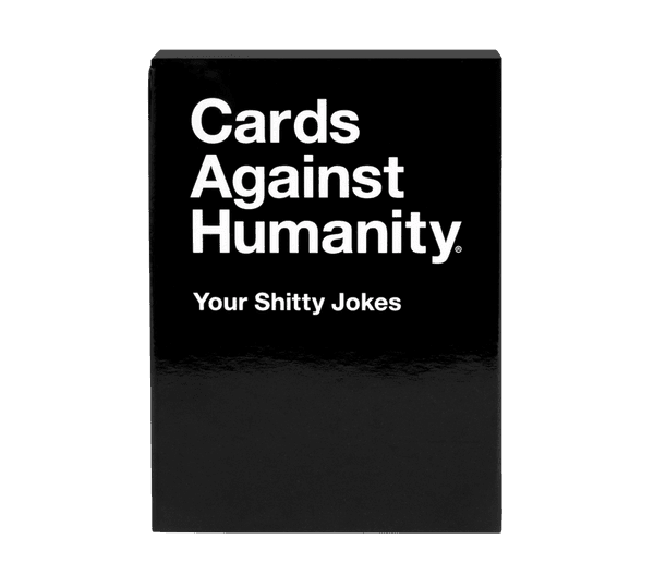 Your Shitty Jokes (Front of Box)