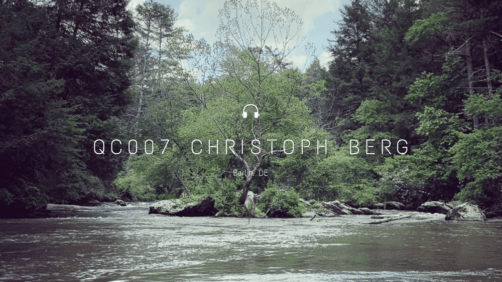 Quiet Cast 007: Christoph Berg