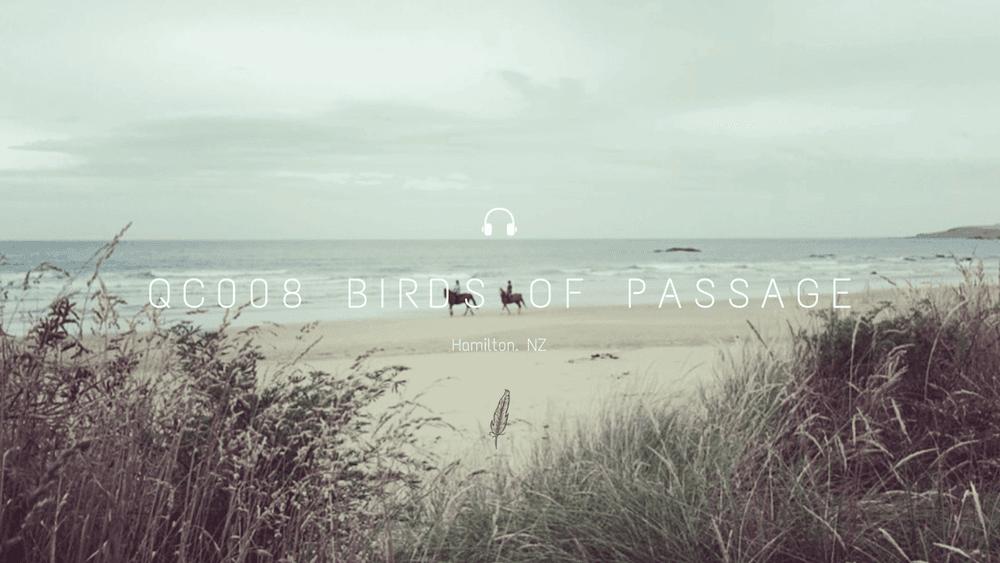 Quiet Cast 008: Birds of Passage