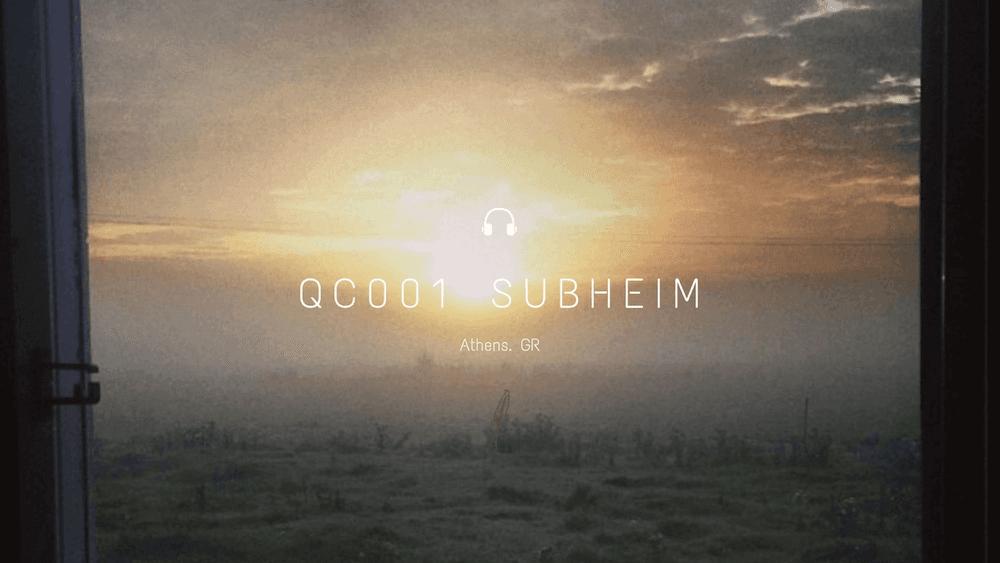 Quiet Cast 001: Subheim
