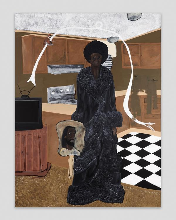 The Armory Show —Jammie Holmes and Tyrrell Winston