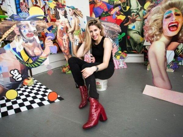 Allison Zuckerman, Artist