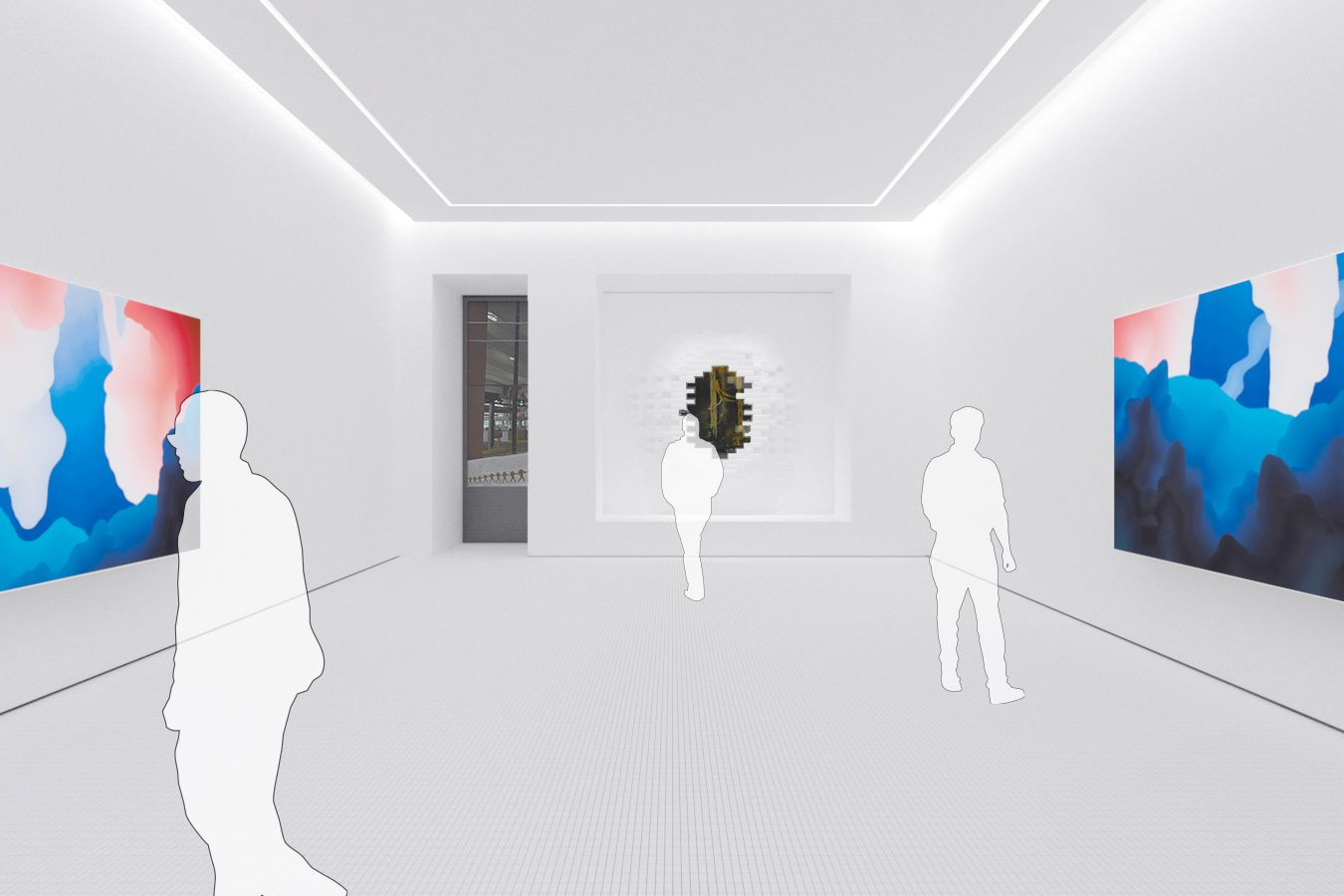Detroit's Library Street Collective is Moving Into a New Snarkitecture-Designed Gallery Space