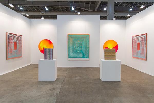 Kelsey Brookes, Sam Friedman, Jason REVOK: Zona Maco
