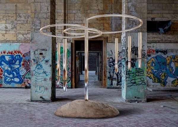 Artwork by Doug Aitken