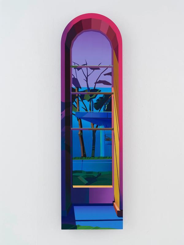 Virtual Window —Jonathan Chapline