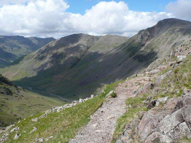 Scafell pike Routes how long will it take for me to climb