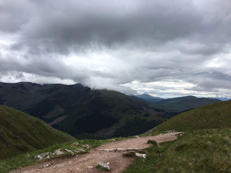 National Three Peak Challenge Climbing