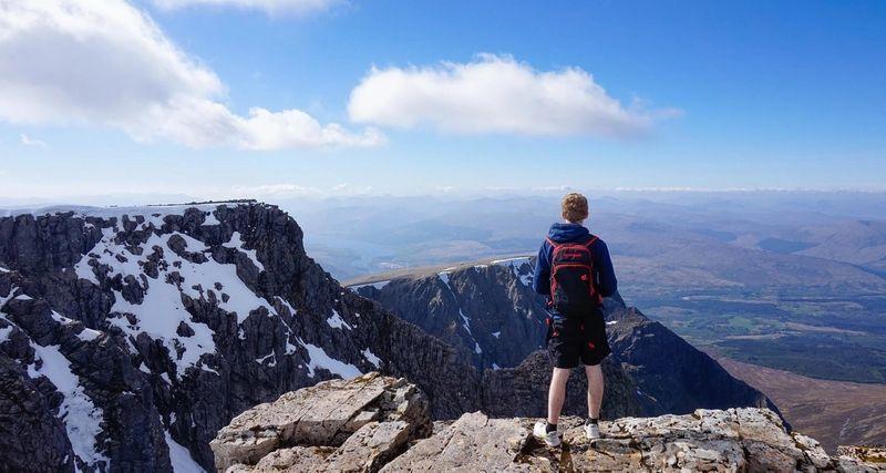 ben nevis three peaks national challenges
