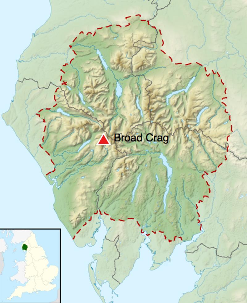broad crag