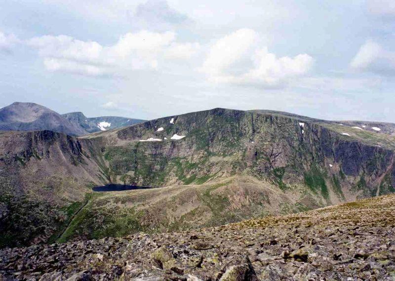 highest uk mountain