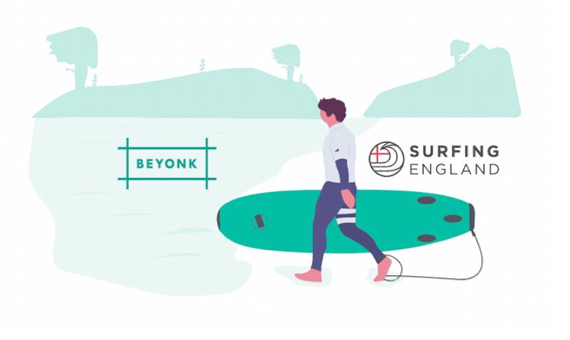 Surfing England & Beyonk Partnership