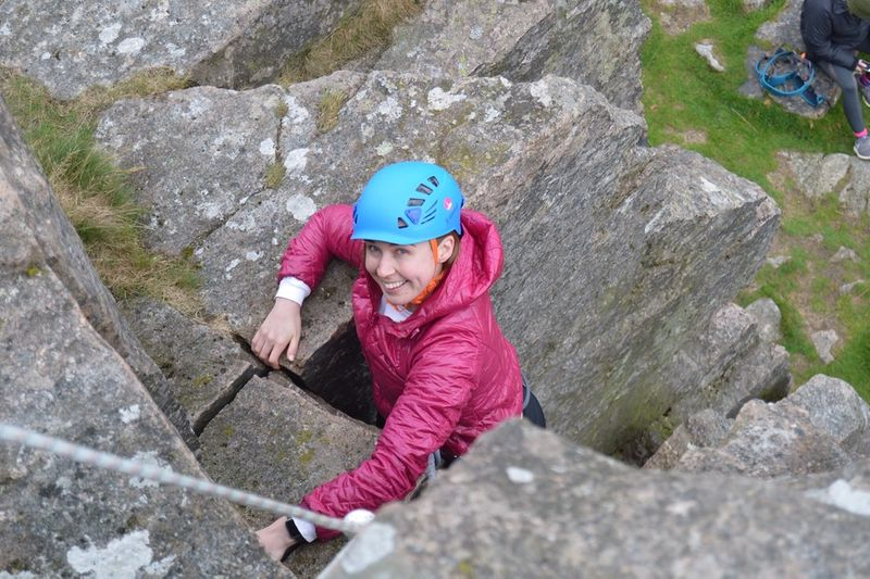 climbing in the uk dartmoor