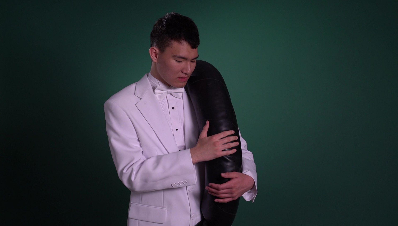 Photo portrait of Kenneth Tam