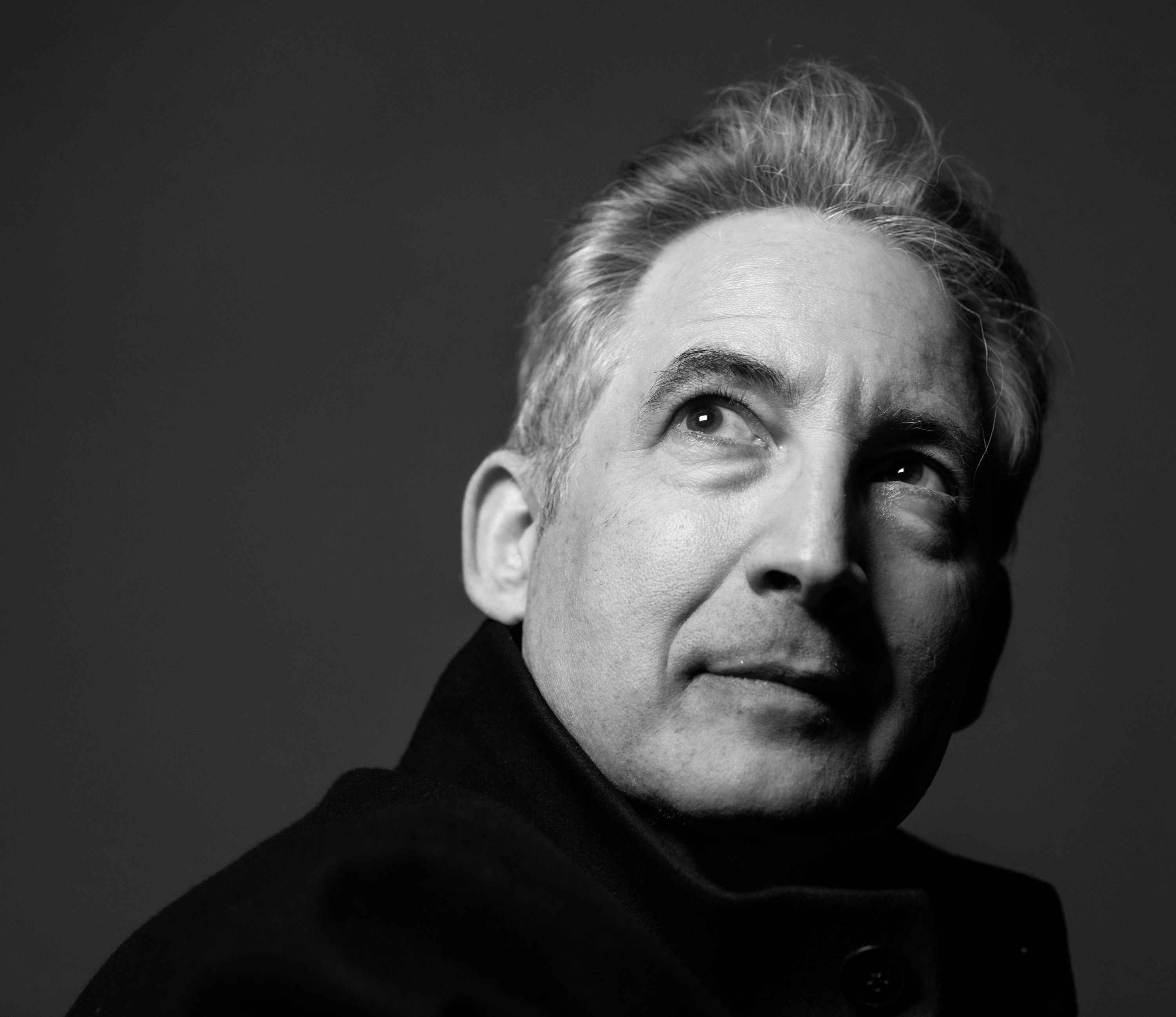 Brian Greene at Pioneer Works shot by Michael Avedon