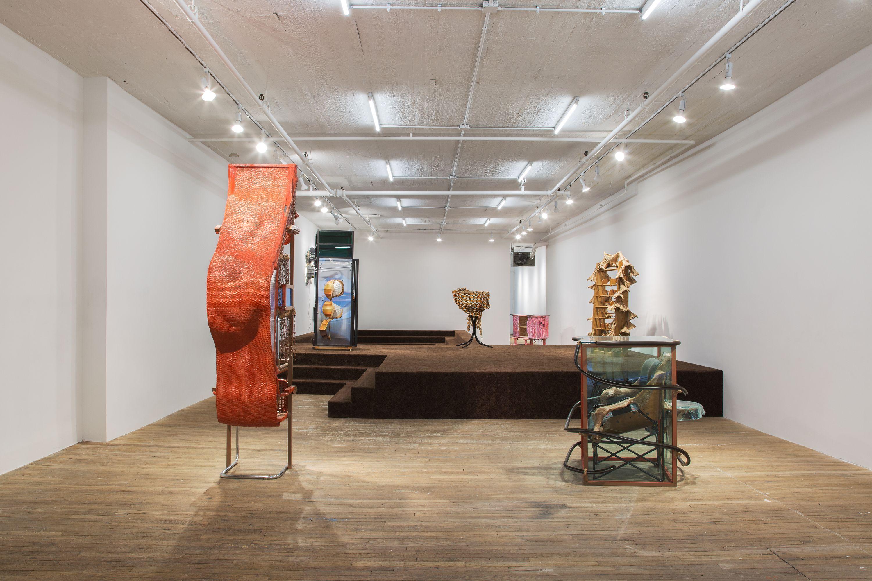 Jessi Reaves II at Bridget Donahue gallery in new york
