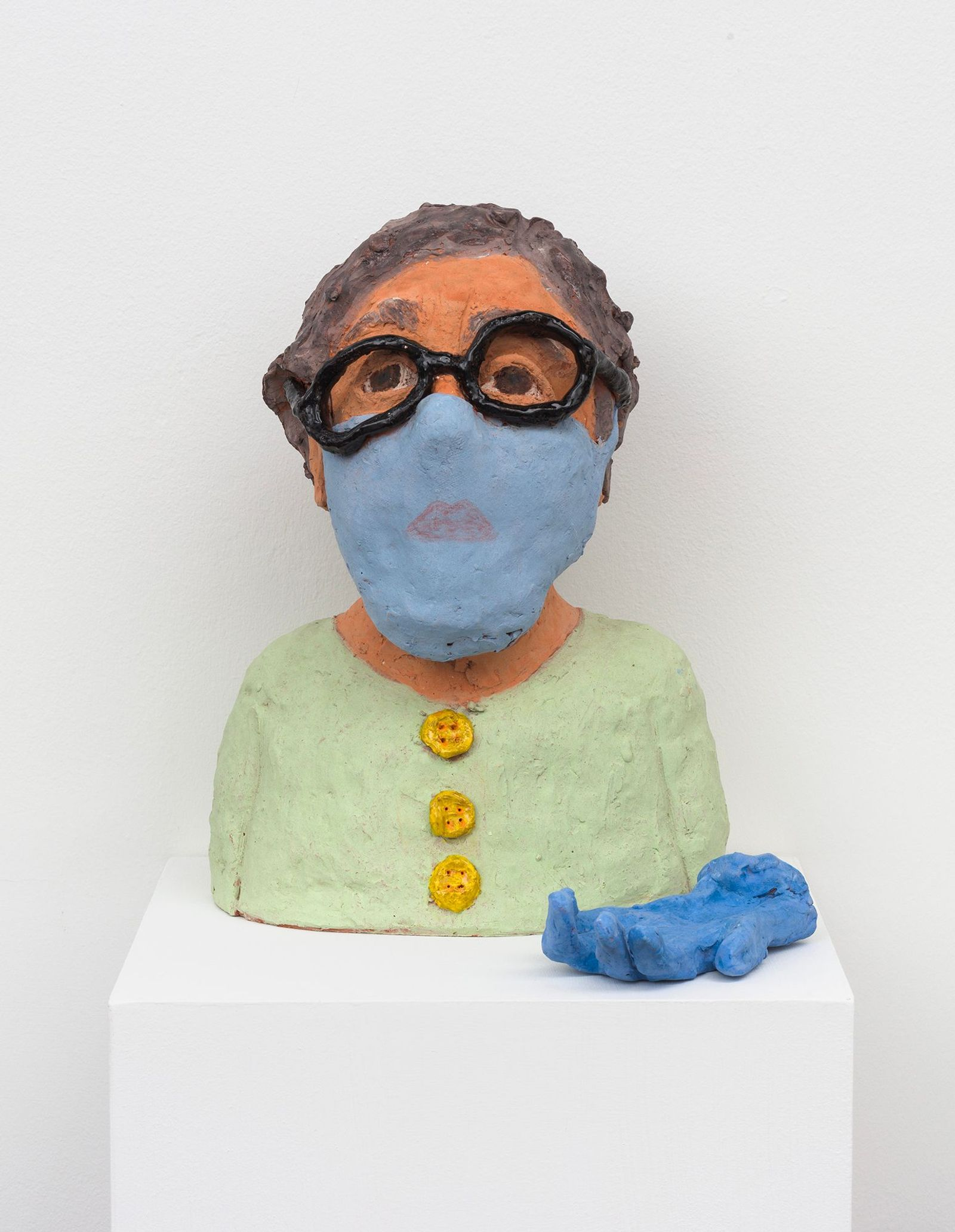 Sculpture by Sally Saul