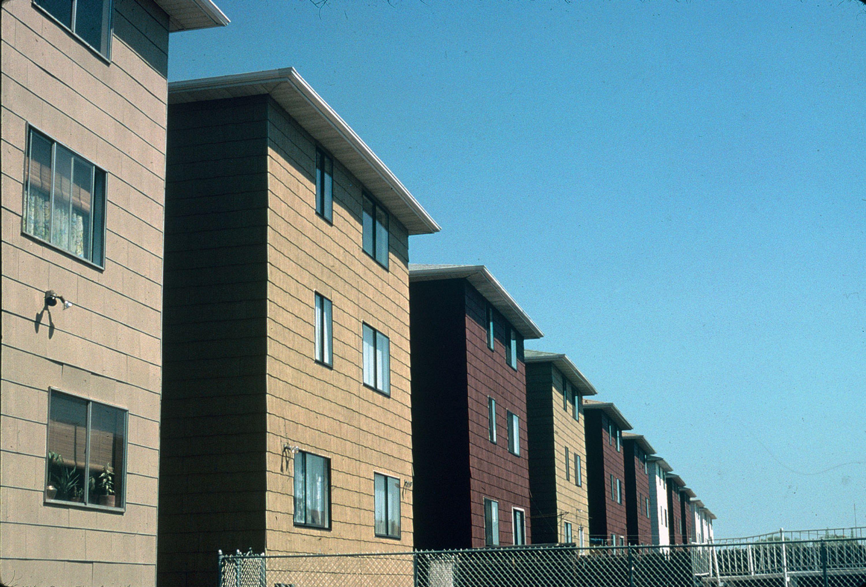 Homes for America, Dan Graham.