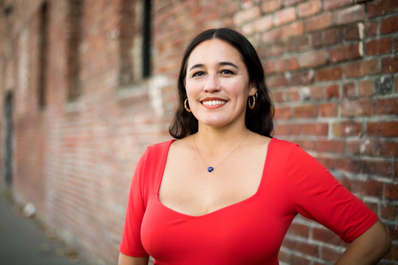 Photo of Melissa Saenz Gordon.