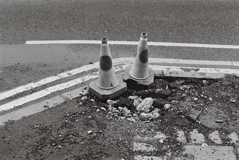 Traffice cones