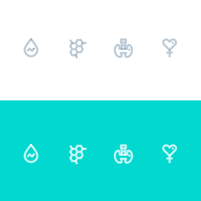 Icon Design Projects