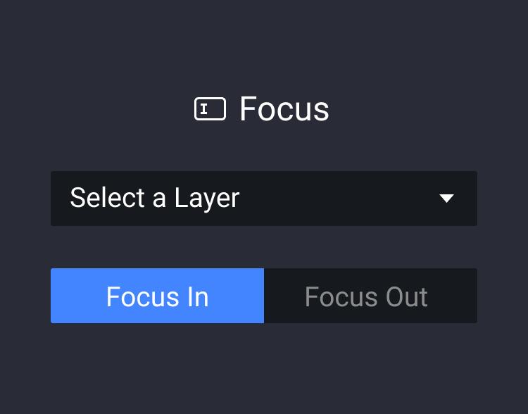 panel focus