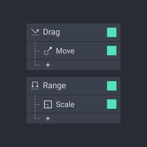 panel trigger range